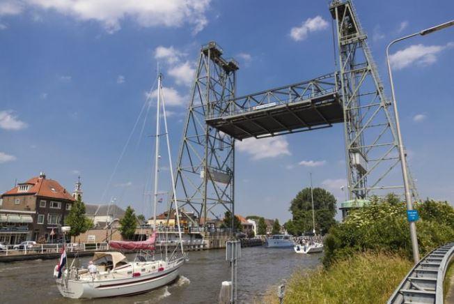Hefbrug, Waddinxveen